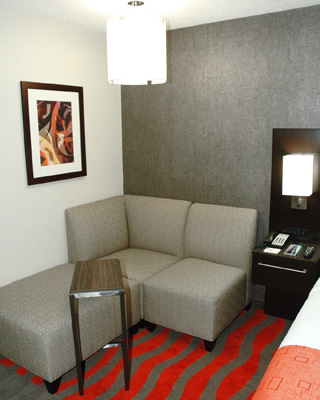 downtown guest rooms